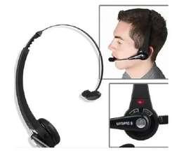Audifonos Auriculares Bluetooth Manos Libres Call Center