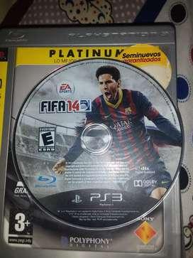 Vendo juego Fifa14