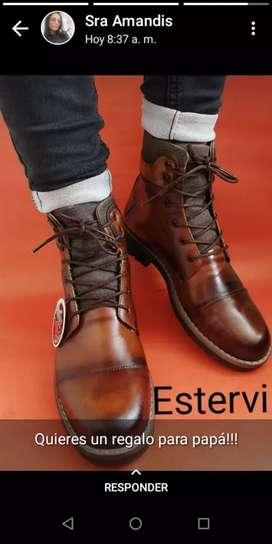 Venta de calzado para caballero