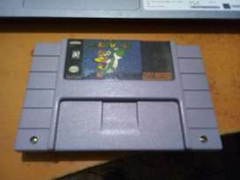 MARIO WORLD SNES