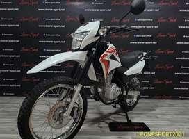 HONDA XR 150 2020 FINANCIAMOS