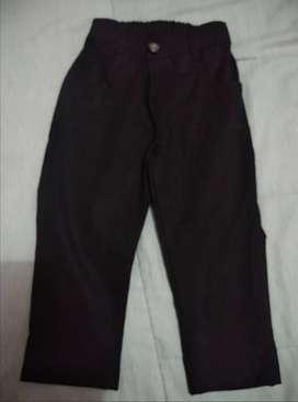 Pantalones de niños
