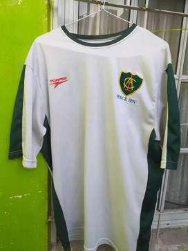 Camiseta topper club lomas alternativa