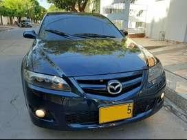Mazda 6 Sr 2.3 Perfecto Estado