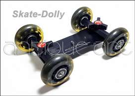 A64 Skate Dolly Para Camara Dsrl Fotografia Video Cine