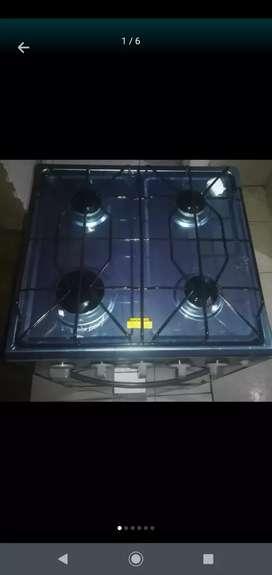 Vendo estufa Haceb nueva