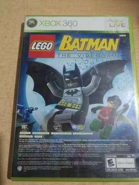 Lego Batman y pure xbox360 originales