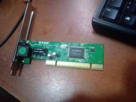 Tarjeta de red PCI