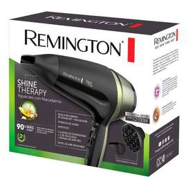 Secador Remington Aguacate D13a Cabello+ Boquilla Difusor