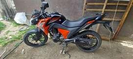 Moto Dukare Guepardo Motor 250