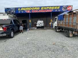 Vendo Lavadora Express