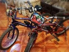 Bicicletas en remate