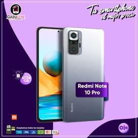 Redmi note 10 PRO 6/128GB *con garantía*