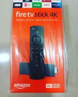 Fire tv Amazon 4k
