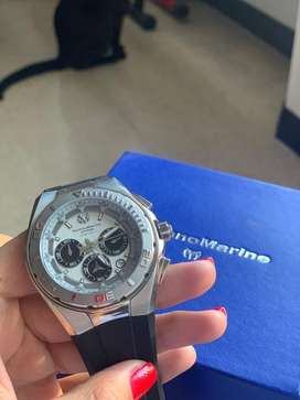 Reloj techno marine original