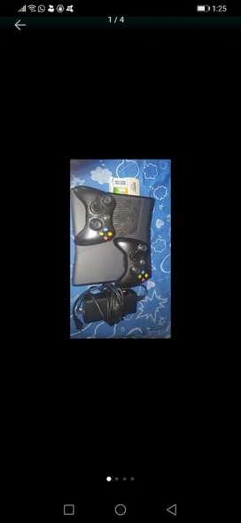 Xbox 360 SLIM DISCO DURO 500gb