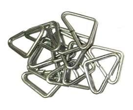 10 TRIANGULOS DE CAMA ELASTICA BASE 55 mm
