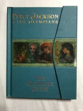 Percy Jackson The Ultimate Guide