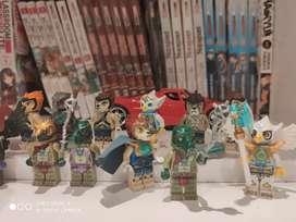 Set 25 figuras  LEGO shima