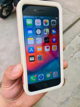 Vendo iphone 6 de 16gb color negro impecable