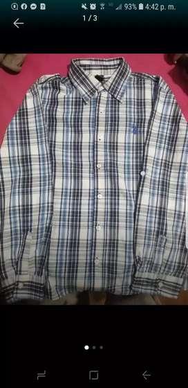 Camisa Polo hombre talla 14-16