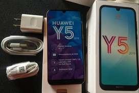 celular huawei y5 2019  nuevo