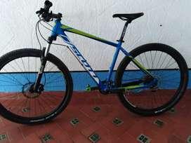 Vendo bicicleta Scoot aspect 950
