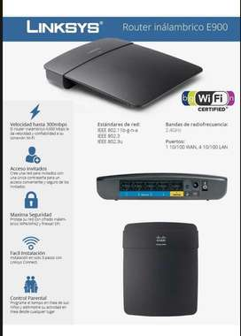 Router cisco E900