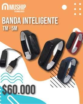 Banda inteligente marca TM - 5M