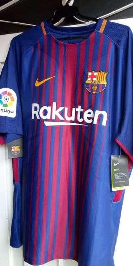Camiseta Barcelona 2017