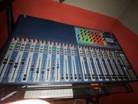 Consola digital soundcraft si xpression 3