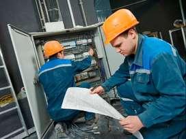 Se realiza trabajo de soluciones integrales y electricidad