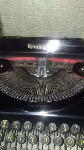 Maquina de escribir 1930