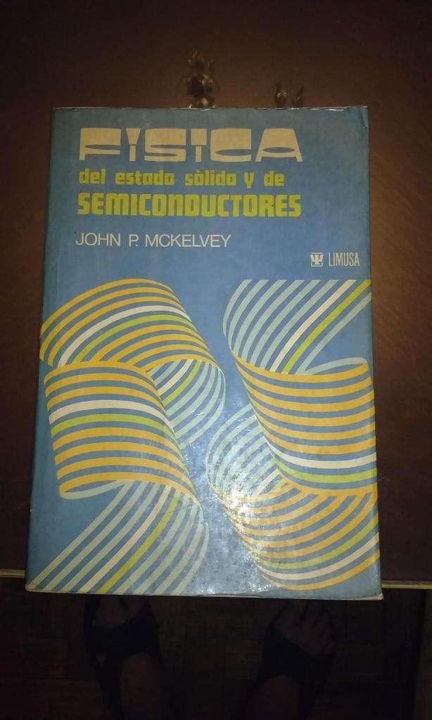 Física de Semiconductores de Mckelvey 0