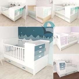 Hermosas cama cunas (Personaliza la tuya )
