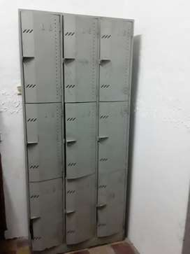 Lockers 9 Cajones