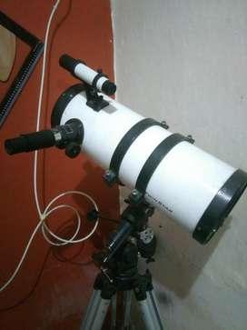 Telescopio Twinstar Blanco