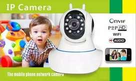 Cámara De Vigilancia Ip, Wifi, Seguridad