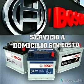 Baterías Bosch a Domicilio