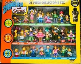 Los Simpson Colección Figuras Edición Limitada Única en el país Caja Original/Nuevos