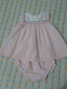 Vestido de Bebe(niña)