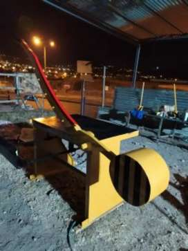 Dobladora,cortadora de tool de 1.20 metros
