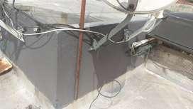 Se inperemabilizan planchas y arreglo de techos