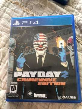 Payday 2 CRIMEWAVE EDITION-ps4