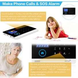 Sistema Alarmas Casa Gsm Wifi Sensores Movimiento PAGA AL RECIBIR