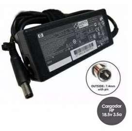 Cargador HP Generico punta aguja 18.5V 3.5 Amp