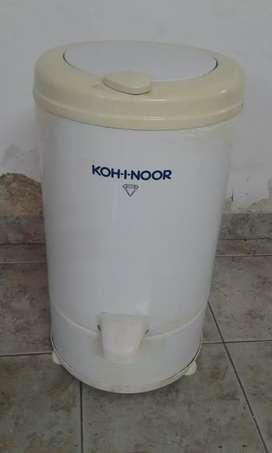 Secarropa kohinoor vendo 5,2 kl