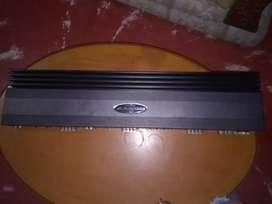 Amplificador zapco 6 canales