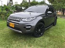 Land rover discobery sport