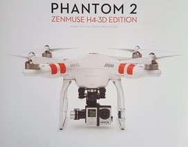 Drone DJI Phantom 2 H3-3D